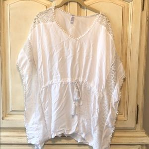 Casual White Shirt
